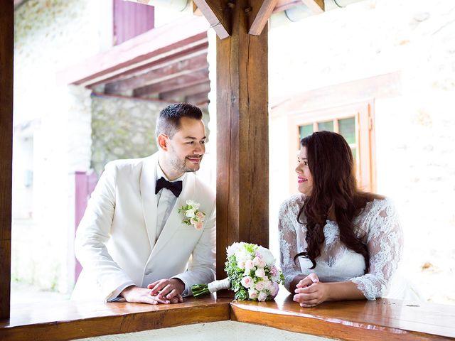Le mariage de Mathieu et Céline à Saint-Germain-sur-Morin, Seine-et-Marne 11