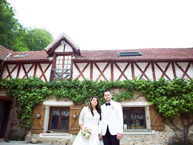 Le mariage de Mathieu et Céline à Saint-Germain-sur-Morin, Seine-et-Marne 13