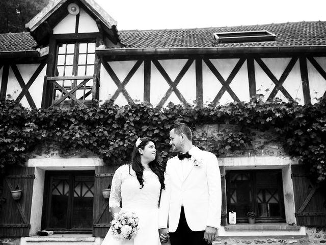 Le mariage de Mathieu et Céline à Saint-Germain-sur-Morin, Seine-et-Marne 14