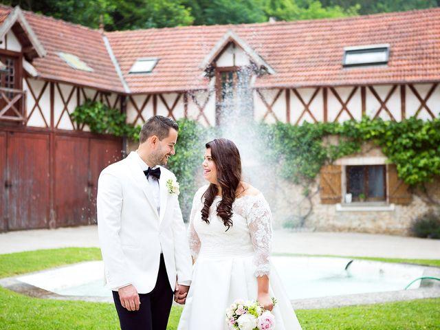 Le mariage de Mathieu et Céline à Saint-Germain-sur-Morin, Seine-et-Marne 15