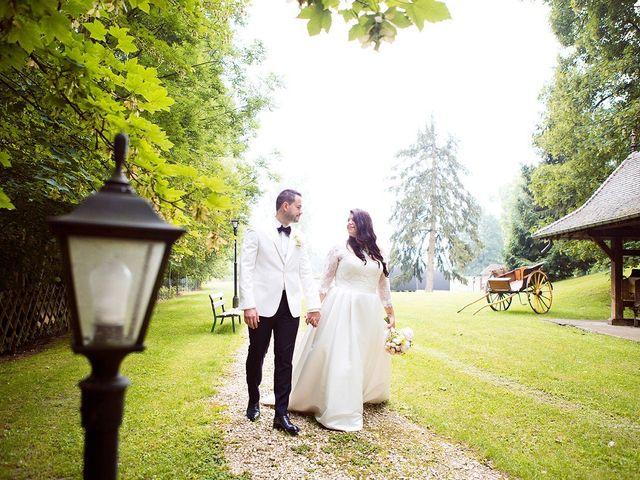 Le mariage de Mathieu et Céline à Saint-Germain-sur-Morin, Seine-et-Marne 16