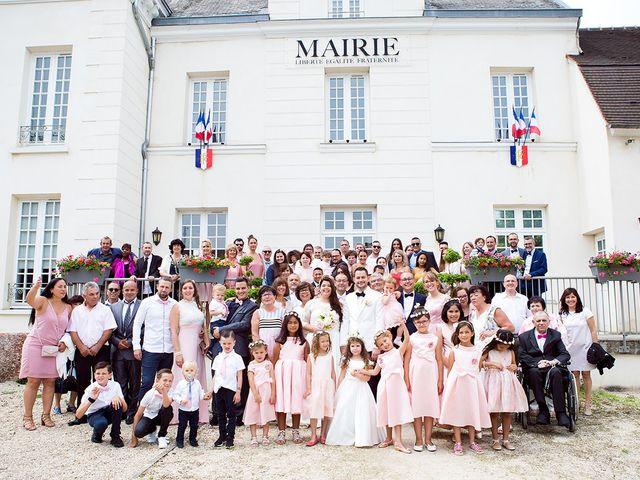 Le mariage de Mathieu et Céline à Saint-Germain-sur-Morin, Seine-et-Marne 76