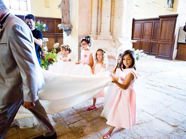 Le mariage de Mathieu et Céline à Saint-Germain-sur-Morin, Seine-et-Marne 91