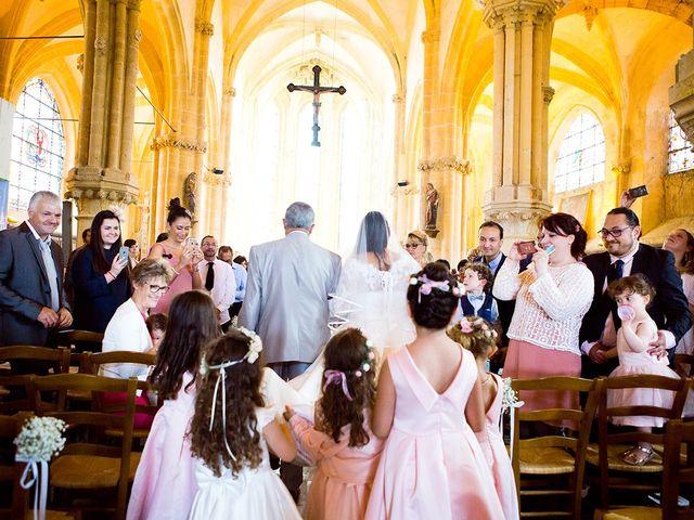Le mariage de Mathieu et Céline à Saint-Germain-sur-Morin, Seine-et-Marne 92