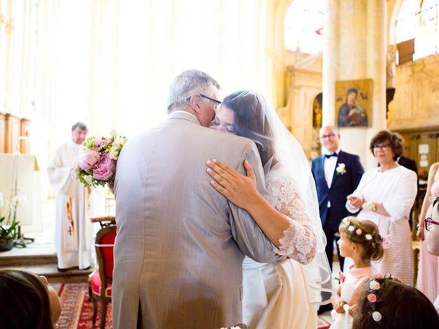 Le mariage de Mathieu et Céline à Saint-Germain-sur-Morin, Seine-et-Marne 93