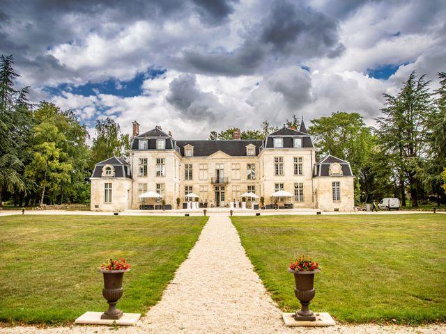 Le mariage de Jean-François et Fanny à Pont-Sainte-Maxence, Oise 12