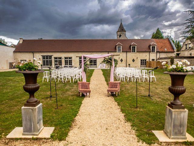 Le mariage de Jean-François et Fanny à Pont-Sainte-Maxence, Oise 14