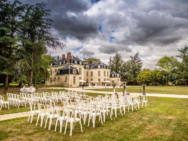 Le mariage de Jean-François et Fanny à Pont-Sainte-Maxence, Oise 16