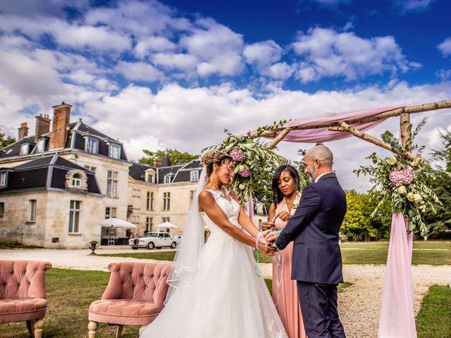 Le mariage de Jean-François et Fanny à Pont-Sainte-Maxence, Oise 19