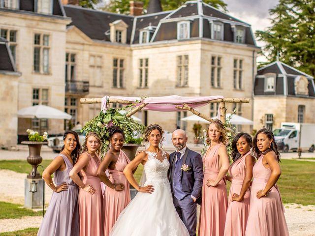 Le mariage de Jean-François et Fanny à Pont-Sainte-Maxence, Oise 20