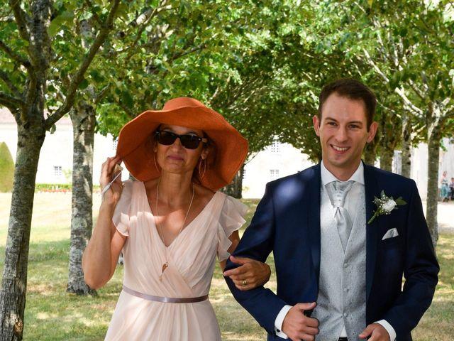Le mariage de Aurélien et Marie à Pont-l'Abbé-d'Arnoult, Charente Maritime 19