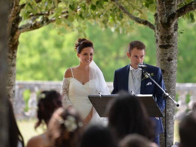 Le mariage de Aurélien et Marie à Pont-l'Abbé-d'Arnoult, Charente Maritime 25
