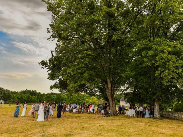 Le mariage de Aurélien et Marie à Pont-l'Abbé-d'Arnoult, Charente Maritime 50