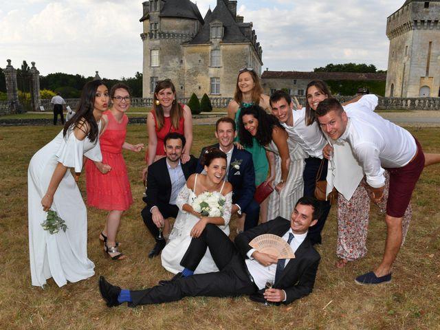 Le mariage de Aurélien et Marie à Pont-l'Abbé-d'Arnoult, Charente Maritime 52