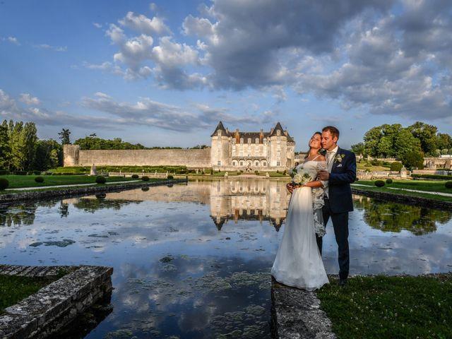 Le mariage de Aurélien et Marie à Pont-l'Abbé-d'Arnoult, Charente Maritime 71