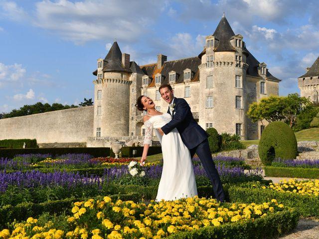 Le mariage de Aurélien et Marie à Pont-l'Abbé-d'Arnoult, Charente Maritime 73