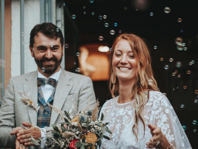 Le mariage de Xavier et Betty à Langlade, Gard 4