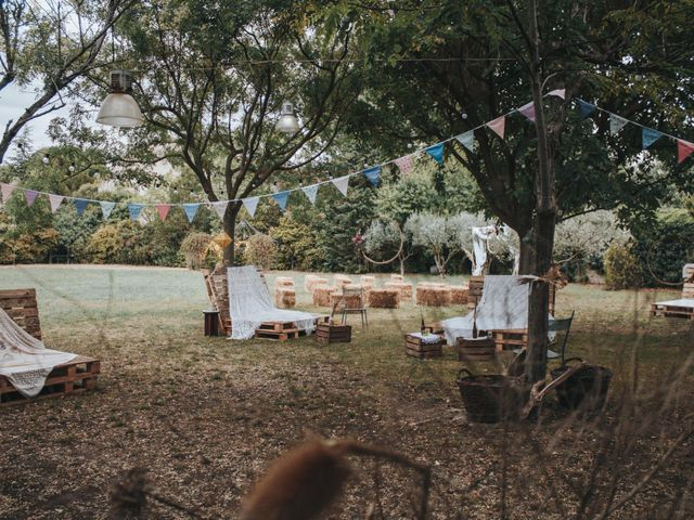Le mariage de Xavier et Betty à Langlade, Gard 6