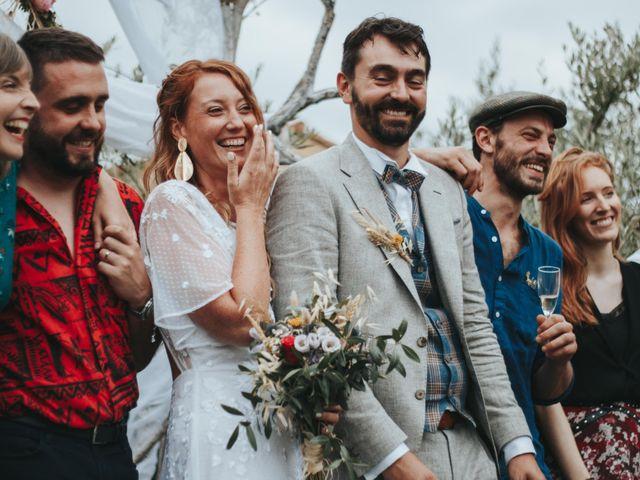 Le mariage de Xavier et Betty à Langlade, Gard 11