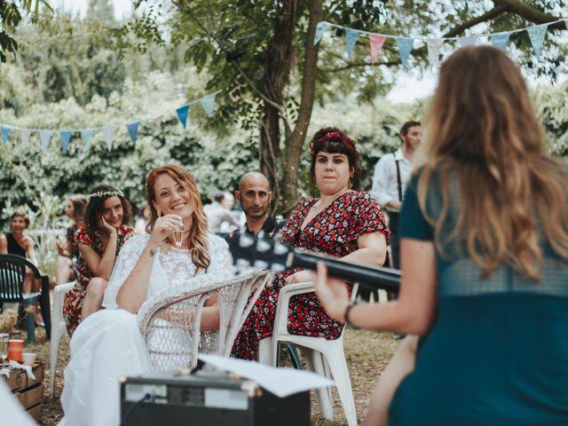 Le mariage de Xavier et Betty à Langlade, Gard 12