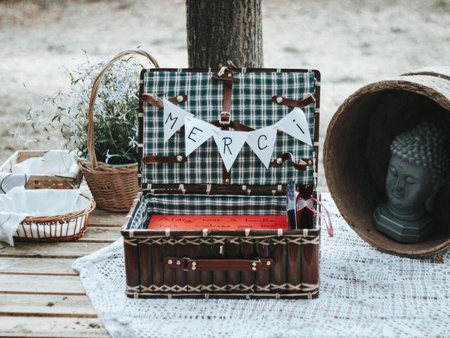 Le mariage de Xavier et Betty à Langlade, Gard 14