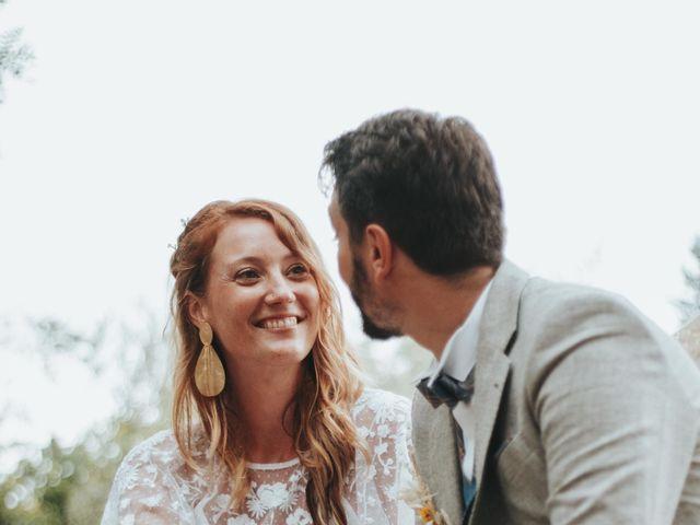 Le mariage de Xavier et Betty à Langlade, Gard 16