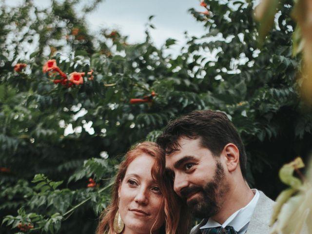 Le mariage de Xavier et Betty à Langlade, Gard 17