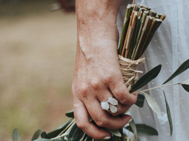 Le mariage de Xavier et Betty à Langlade, Gard 22
