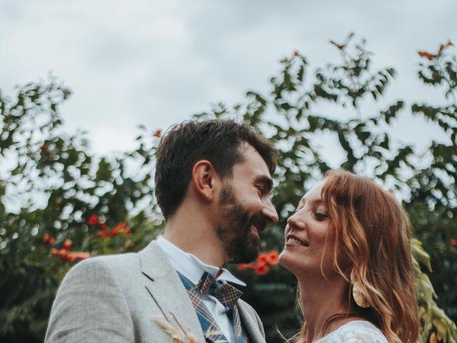 Le mariage de Xavier et Betty à Langlade, Gard 23
