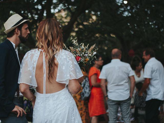 Le mariage de Xavier et Betty à Langlade, Gard 26