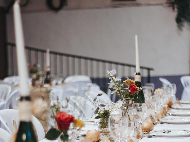 Le mariage de Xavier et Betty à Langlade, Gard 33