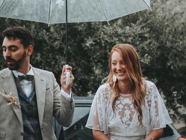 Le mariage de Xavier et Betty à Langlade, Gard 38