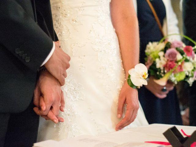 Le mariage de Damien et Pamela à Guichen, Ille et Vilaine 11