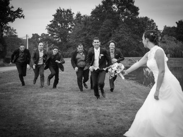 Le mariage de Damien et Pamela à Guichen, Ille et Vilaine 25