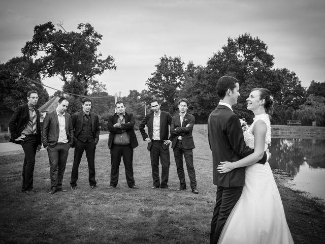 Le mariage de Damien et Pamela à Guichen, Ille et Vilaine 26