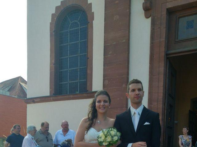 Le mariage de Jonathan et Roxane à Drusenheim, Bas Rhin 8