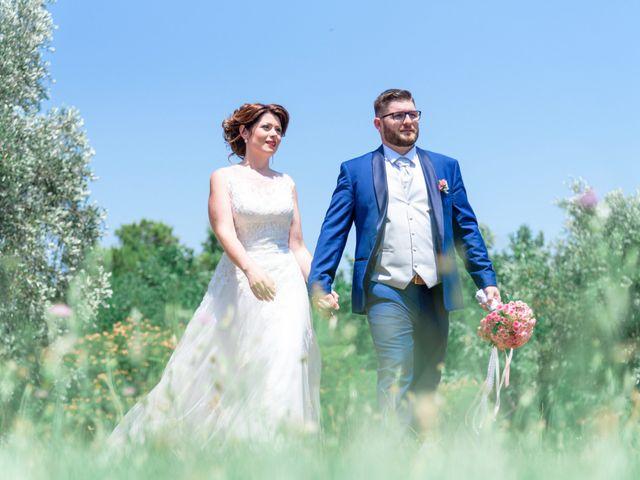 Le mariage de Romain et Laura à Toulouges, Pyrénées-Orientales 1