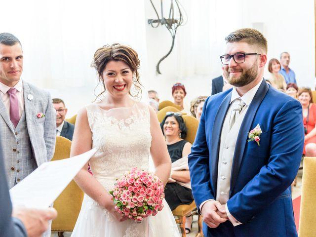 Le mariage de Romain et Laura à Toulouges, Pyrénées-Orientales 34