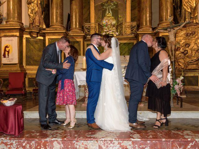 Le mariage de Romain et Laura à Toulouges, Pyrénées-Orientales 54