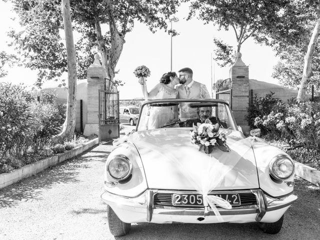 Le mariage de Romain et Laura à Toulouges, Pyrénées-Orientales 56