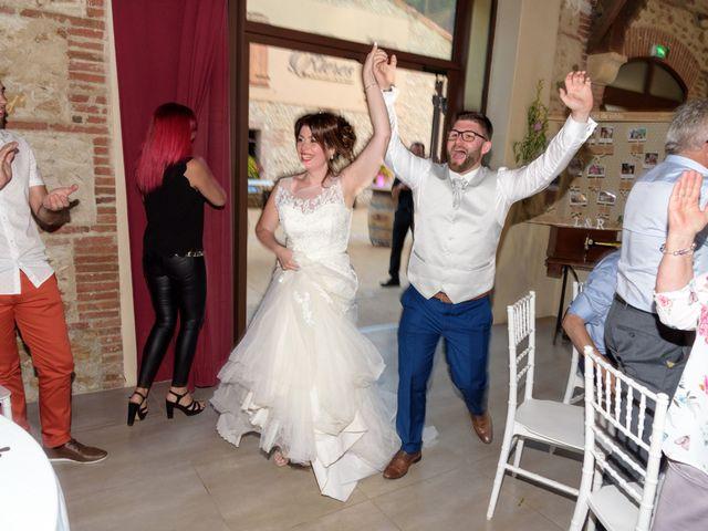 Le mariage de Romain et Laura à Toulouges, Pyrénées-Orientales 66
