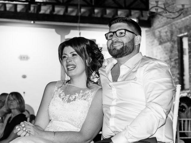 Le mariage de Romain et Laura à Toulouges, Pyrénées-Orientales 78