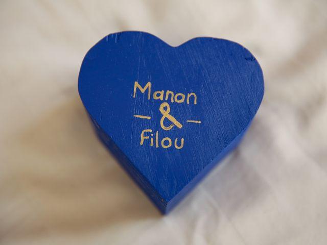 Le mariage de Philippe et Manon  à Antibes, Alpes-Maritimes 1