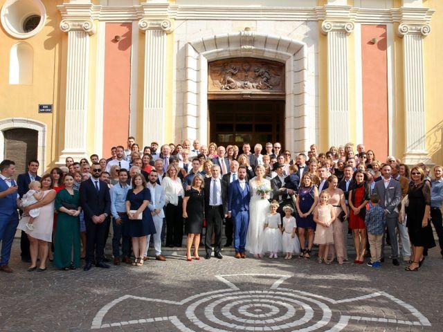 Le mariage de Philippe et Manon  à Antibes, Alpes-Maritimes 60