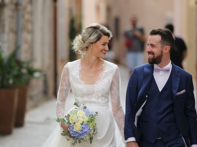 Le mariage de Philippe et Manon  à Antibes, Alpes-Maritimes 69