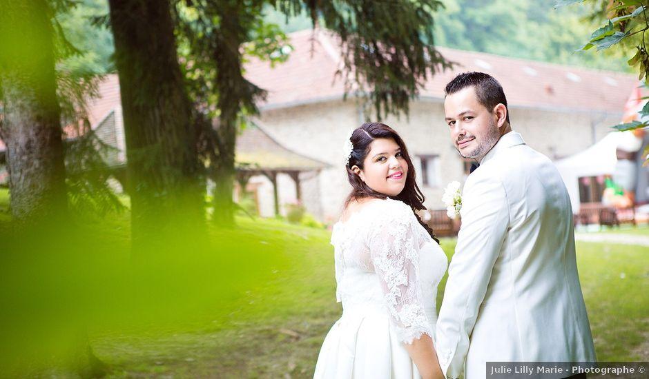 Le mariage de Mathieu et Céline à Saint-Germain-sur-Morin, Seine-et-Marne