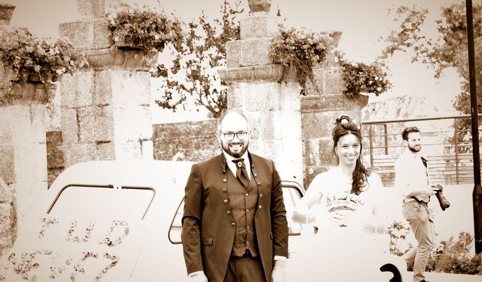 Le mariage de Anthony et Julie à Plounéour-Trez, Finistère