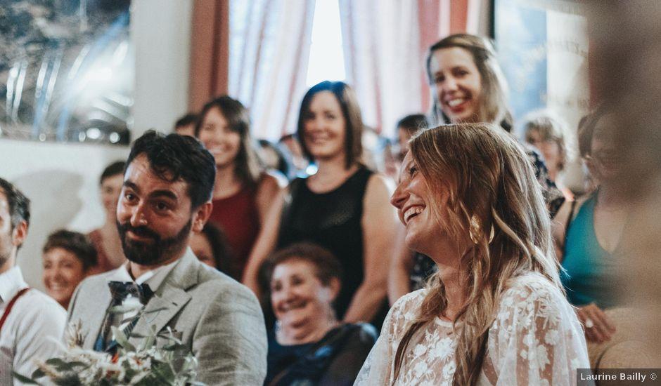 Le mariage de Xavier et Betty à Langlade, Gard