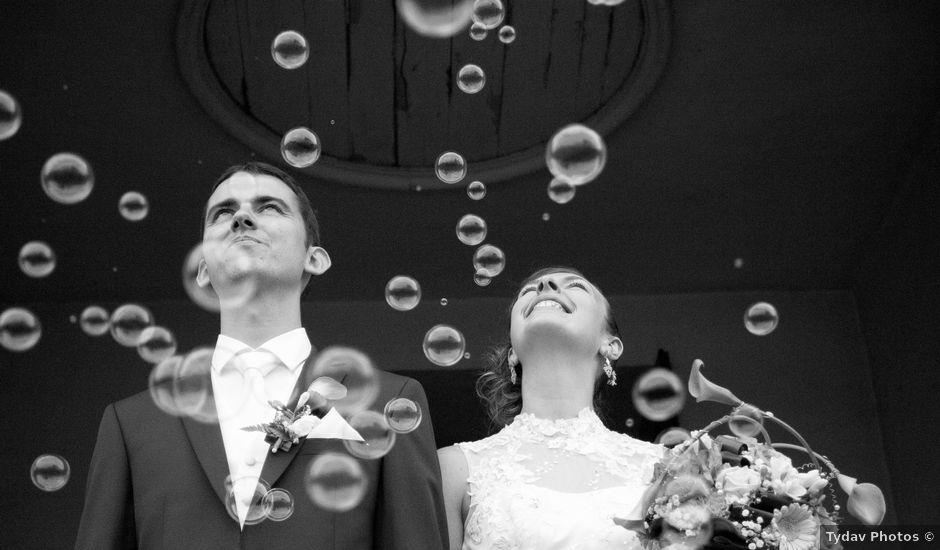 Le mariage de Damien et Pamela à Guichen, Ille et Vilaine