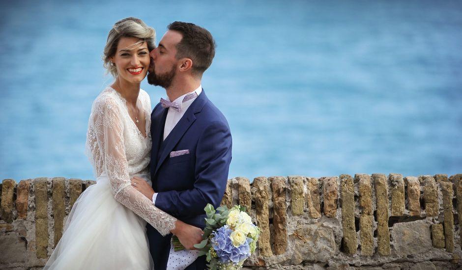 Le mariage de Philippe et Manon  à Antibes, Alpes-Maritimes